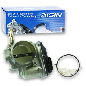 Aisin Fuel Injection Throttle Body For 2011 2013 Toyota Sienna 2 7l L4 Tbi Ds