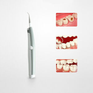 Oral Cleaning Ultrasonic Removal Of Dental Plaque And Tooth Stains Teeth Tools