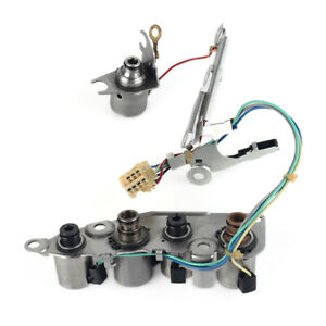 Transmission Solenoid Kit W warranty For Nissan Maxima Sentra Altima Infiniti