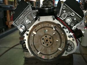 Lincoln Continental L 4 6 Dohc Front Wheel Drive To Sb Ford Transmission Adapter