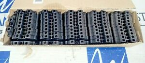 Phoenix Contact Ut 4 Bk Terminal Block 3045143 600v 30a Lot Of 50 New