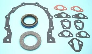 1953 58 Dodge Plymouth V8 241 260 270 315 325 Hemi Poly Timing Cover Gasket Set