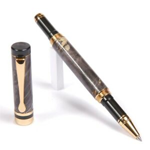 Classic Rollerball Pen Black Box Elder