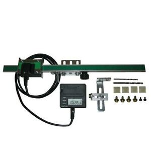 Gauge Tool Stationary Planer And Sander 12 Remote Display Readout Woodworking