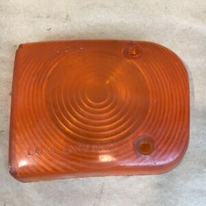 Oem Mg Magnette Wolseley Left Side Amber Indicator Lens L634 Lh Original Part