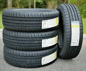 4 New Goodyear Eagle Ls 205 60r16 91t A S All Season Tires