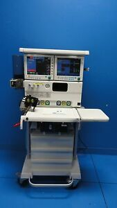 2003 Ge Datex ohmeda A auf Anesthesia Delivery Unit Anesthesia Machine