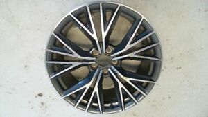 16 17 18 Audi A7 Wheel 20x9 Alloy 10 Double Trinangle Spoke