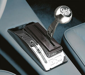B m 73 81 Camaro 70 81 Firebird Quicksilver Automatic Console Ratchet Shifter