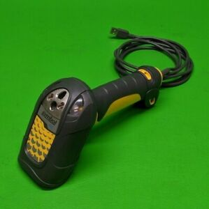 Symbol Handheld 1d 2d Barcode Scanner Ds3407 sf30005 W Usb Cable