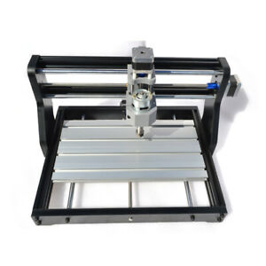 3 Axis Cnc Router 3018 Laser Engraver Machine Wood Pcb Mill Cutter Grbl Control