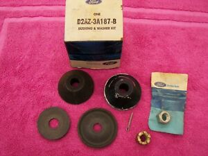 Nos Ford 1972 65 78 Galaxie Thunderbird Front Lower Arm Strut Bushing Kit