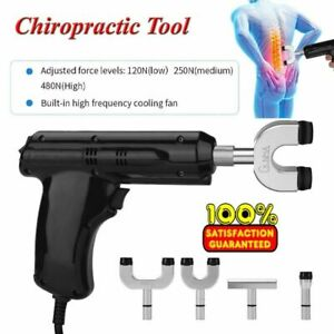 Chiropractic Instrument Spine Correction Pain Therapy Massage Adjusting Tool New