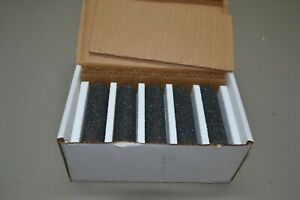 Leco Lot Of 10 Nos Porous Reticulated Crucibles Part No 614 961 110