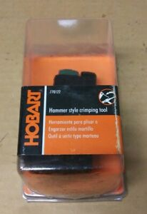 New Hobart Hammer Style Battery Welding Cable Lug Crimper Tool 770122