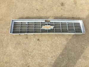 1973 1974 Chevy Chevrolet Pick Up Truck Grill Grille C10 K10 Gm Oem Wow Nice