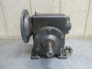 Gear Reduction Box Speed Reducer Gearbox 40 1 Ratio Hub City Boston