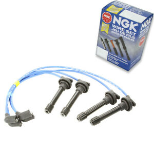 1 Pc Ngk 9988 Spark Plug Wire For Rc he53 55016 700933 09829 164004 Lp