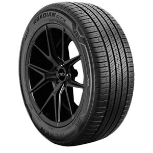 4 275 45r20 Nexen Roadian Gtx 110v Xl 4 Ply Black Wall Tires