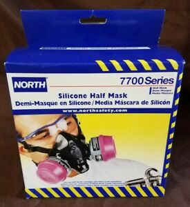 4 North 770030s Z770030s Safety Half masks Silicone Respirator Small Adult Kid