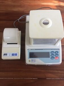 A d And Gf 400 Precision Balance Scale