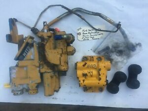H112 Ford 5d01n2606052901 Remote Hydraulics 7740 7840 8240 8340 E4nnk846aaa