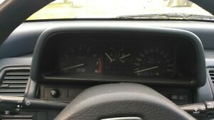 1988 Honda Civic Wagon Rt4wd Cluster With Bezel And Hood