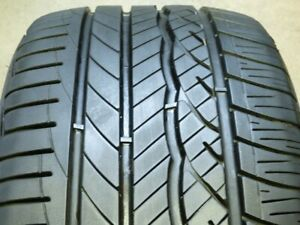 Dunlop Signature Hp 225 45r17 94w Used Tire 7 8 32