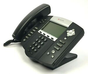 Polycom Soundpoint Ip 550 Sip 4 Line Desktop Phone