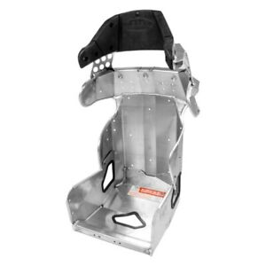 16 71 Series Containment Standard 20 Degree Layback Road Race Aluminum Seat