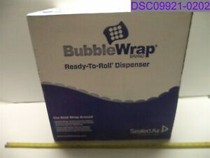 Sealed Air Bubble Wrap Cushioning Material 3 16 Thick 12 X 175 P n 100002037