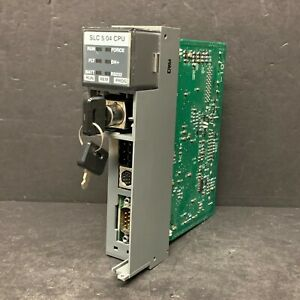 Allen Bradley 1747 l541 C 1747 os401 Slc 500 5 04 504 Cpu Processor Unit 16k 3