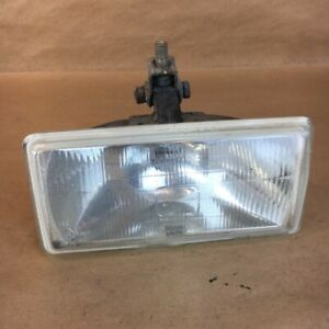 Oem Triumph Mg Mini Fog Lamp Clear Driving Light Full Assembly Lucas Lr22 Orig