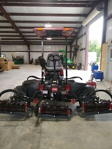 2014 Toro 5510 Fairway Mower