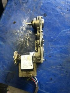 Gear Motor For Cab Faby Slush Puppie Machines