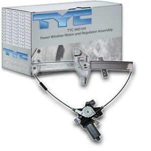 Tyc 660164 Power Window Motor And Regulator Assembly For General Motors Tc