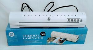 Thermal Laminator Machine For A3 a4 a6 Laminating Machine With Two Roller Sys