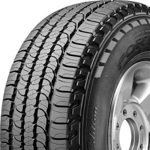 Goodyear Fortera Hl 245 65r17 105t Oe A S All Season Tire