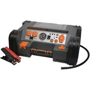 Black decker Pprh5b Professional Power Station With 120psi Air Compressor