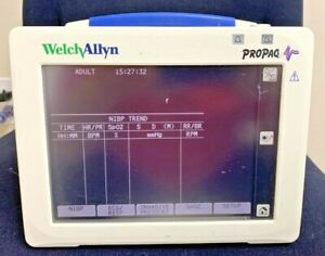 Welch Allyn Propaq 246 Multi parameter Patient Monitor