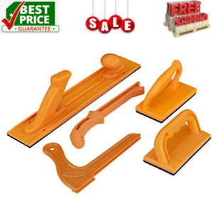 Max Grip Safety Push Block Stick Set 5 Pack For Table Saw Jointers Woodworking