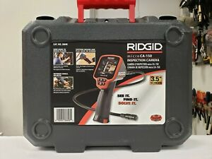 Ridgid 36848 Micro Ca 150 Handheld Colour Inspection Camera Set