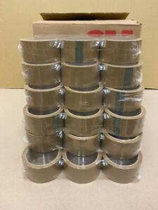 Genuine 3m 369 Bst 1 88 X 54 68 Yard Tan Packing Tape 36 Rolls Free Shipping