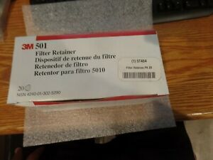 3m 501 Filter Retainer Qty 20 10 Pairs