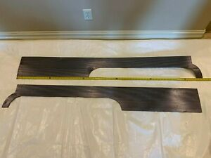 1958 Cadillac Quarter Panel Molding Fleetwood Series 60 Ribbed Trim Moulding