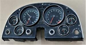 1967 Corvette Mint Speed Warning Dash Cluster 435 Hp With Buzzer 67
