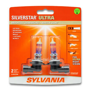 Sylvania Silverstar Ultra Daytime Running Light Bulb For Buick Lucerne Fl