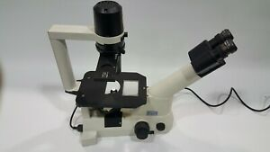 Nikon Eclipse Ts100 Phase Contrast Inverted Microscope