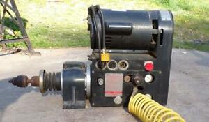 Dumore Series 24 Automatic Drill Unit
