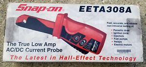 Snap On Eeta308a Low Amp Ac Dc Current Probe Used
